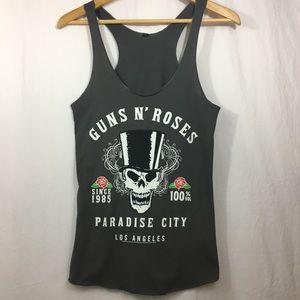 Guns N' Roses Band Tank